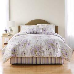Cabbage Rose 6-Pc. Comforter Set,