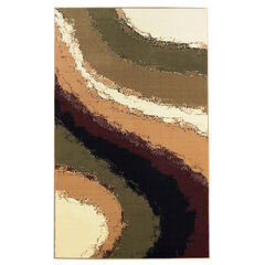 Capri Multi 5' x 7' Area Rug,