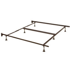 Hillsdale  6 Leg Queen/King Bed Frame,