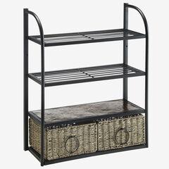 Windsor Storage Unit with 2 Baskets,