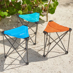 Extra Large Portable Stool, TURQUIOSE