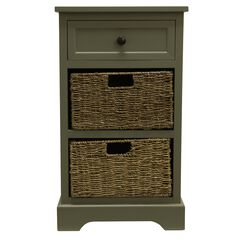 Montgomery Accent Chest by J. Hunt, OLIVE