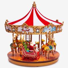 Mr. Christmas Very Merry Carousel,