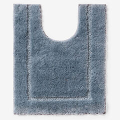 "BH Studio 20"" x 24"" Luxe Contour Bath Rug, FRENCH BLUE"