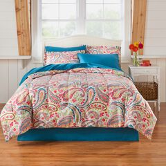 BH Studio Bed-In-A-Bag 8-Pc. Set, PAISLEY MULTI