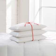3-Pack Quill-less Feather Pillows,