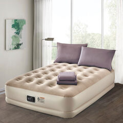 All-In-One Air Mattress Kit, LAVENDER