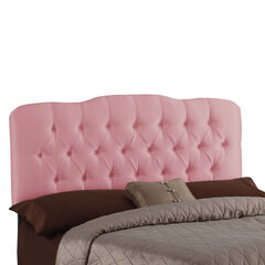 "Queen Size, 62""Lx4""Wx51""H, WOOD ROSE"
