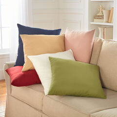 2-Pack Canvas Pillow Covers,