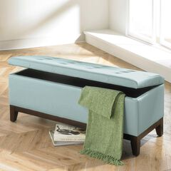Penelope Bench, BLUE HAZE