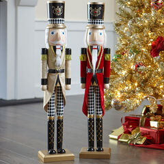 Wooden Nutcracker,
