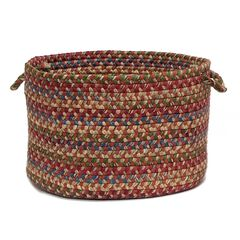 Twilight Basket by Colonial Mills, ROSEWOOD