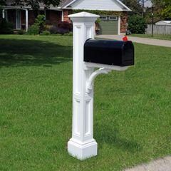 Charleston Mail Post, WHITE