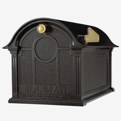 Balmoral Mailbox, BLACK