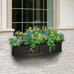 Mayne® Nantucket 4' Window Box,