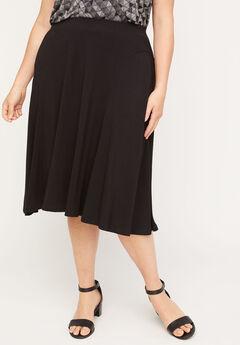 AnyWear Side-Seam Skirt,
