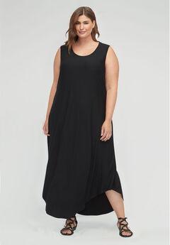 Main Street Maxi Dress,