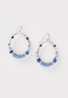 Pacific Springs Drop Earring,