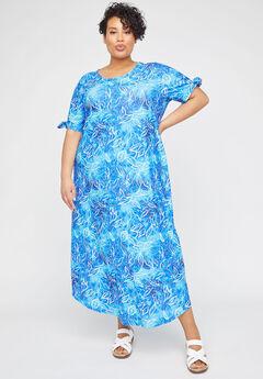Dewey Beach Maxi Dress,