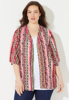 Brooksville Georgette Kimono,