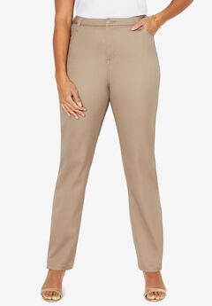 Sateen Stretch Pant,