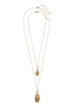 Daylight Pendant Necklace,