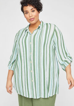 Shady Grove Gauze Tunic,