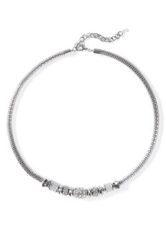 Solana Sparkle Necklace,