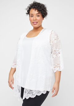 Lace Bliss Overpiece,