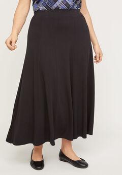 AnyWear Seamed Skirt,