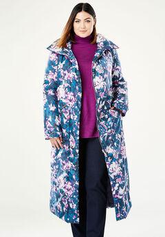 A-Line Puffer Coat,