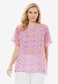 37b001f6ca8b8 Cheap Plus Size Shirts   Blouses for Women