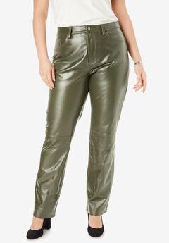 cfc7f13c3d Plus Size Casual Pants for Women | Full Beauty