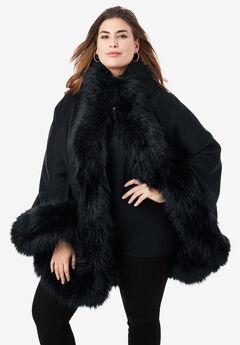 9007fa4bb16 Plus Size Wool Coats for Women