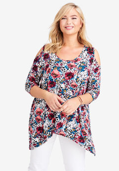 b11cd5f9a Plus Size Tunics for Women