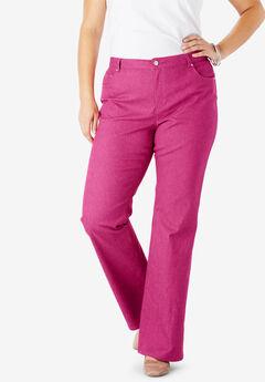 True Fit Bootcut Jeans ,