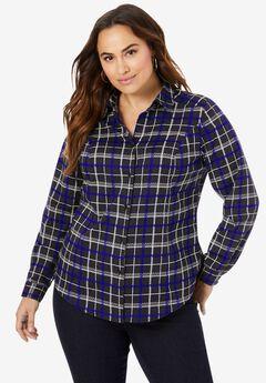 Poplin Shirt,