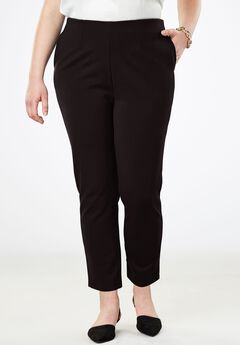 Tapered Ankle Pant,