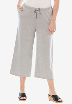Pure Ease Capri Pants,