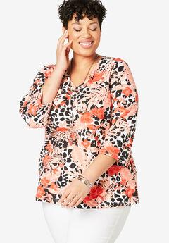 95651ec6289d9 Plus Size Tunics for Women