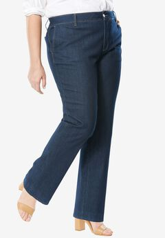 Denim Trouser,
