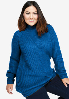 Cable Twist Sweater,
