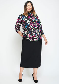 Bow Blouse,