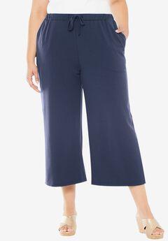 bfe434e6d0d22 Cheap Plus Size Capris   Shorts for Women
