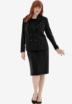 2-Piece Jacket Dress,