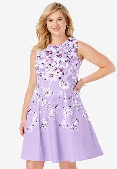 Fit & Flare Dress,