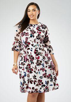 Burnout Dress,