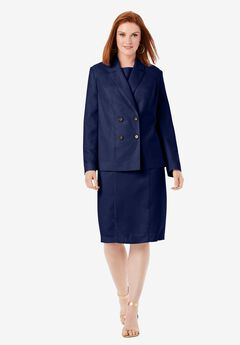 2-Piece Jacket Dress,