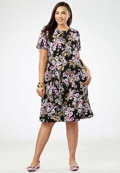A-line Dress,