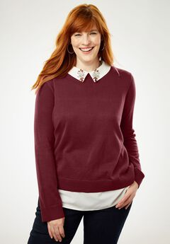 Twofer Sweater,